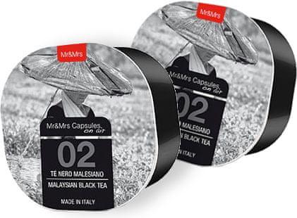 Mr&Mrs Fragrance On Air kapsle 02 Malaysian Black Tea 2 ks