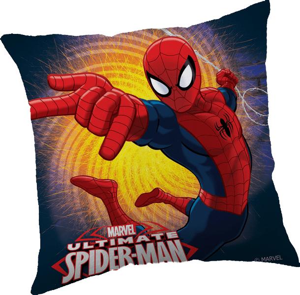 Jerry Fabrics polštář Spiderman 40x40 cm