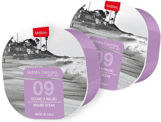 Mr&Mrs Fragrance On Air kapsle 09 Malibu Ocean 2 ks