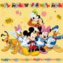 2 - Jerry Fabrics Mickey & Barátai Párna, 40x40 cm
