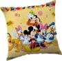1 - Jerry Fabrics Mickey & Barátai Párna, 40x40 cm