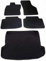 Brillant SET koberec + vana do kufru - Škoda Octavia III Combi (5E) (06/2013-)
