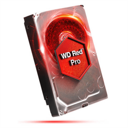 WD trdi disk Red Pro, 2TB