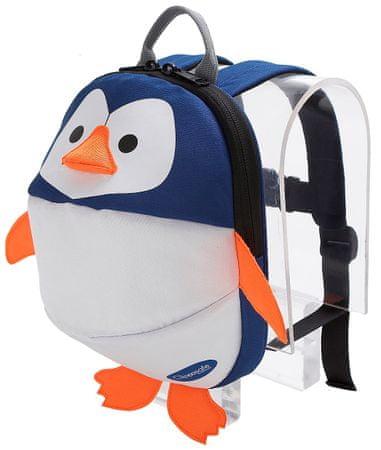 Clippasafe Plecak ze smyczą Pingwinek