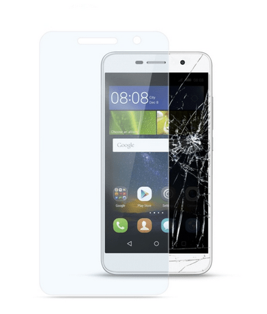 Celly zaščitno steklo Second Glass za Huawei Y6 Pro