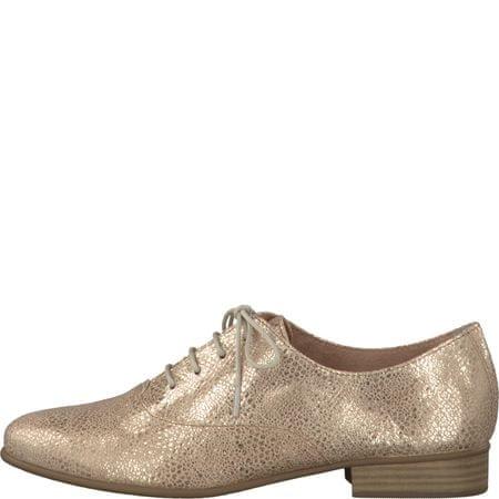 Tamaris ženska obutev 40 zlata
