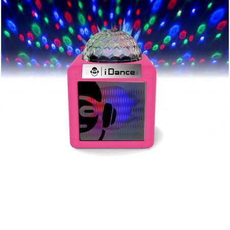 iDance Bluetooth zvočnik Cube Nano CN1PK