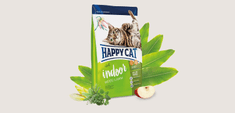 Happy Cat Adult Indoor Bárány 4 kg