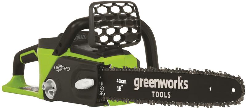 Greenworks Řetězová pila s aku indukčním motorem 40 V (GD40CS40)