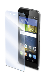 CELLY ochranné tvrzené sklo Glass antiblueray pro Huawei P8 Lite Smart, s ANTI-BLUE-RAY vrstvou