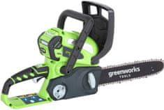 Greenworks pilarka łańcuchowa (G40CS30)