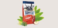 Happy Cat Adult Indoor Marha 10 kg