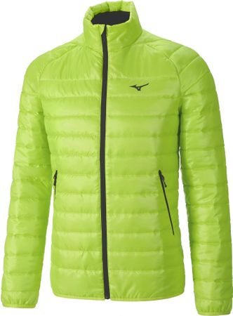 Mizuno BT Padded jacket Lime S