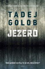 Tadej Golob: Jezero, broširano