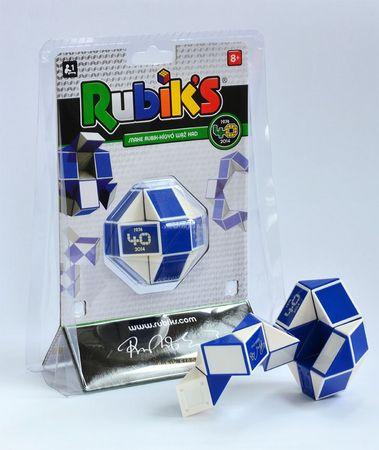 Rubik rubikova kocka Snake 40th (CS.50036) - Odprta embalaža