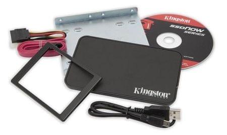 Kingston SSD kit za vgradnjo