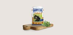 Happy Dog Pur Pulyka Konzerv kutyaeledel 12x400 g