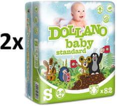 DOLLANO Baby Standard S - 164 ks