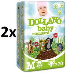 DOLLANO Baby Standard M - 140 ks