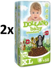 DOLLANO Baby Standard XL - 104 ks