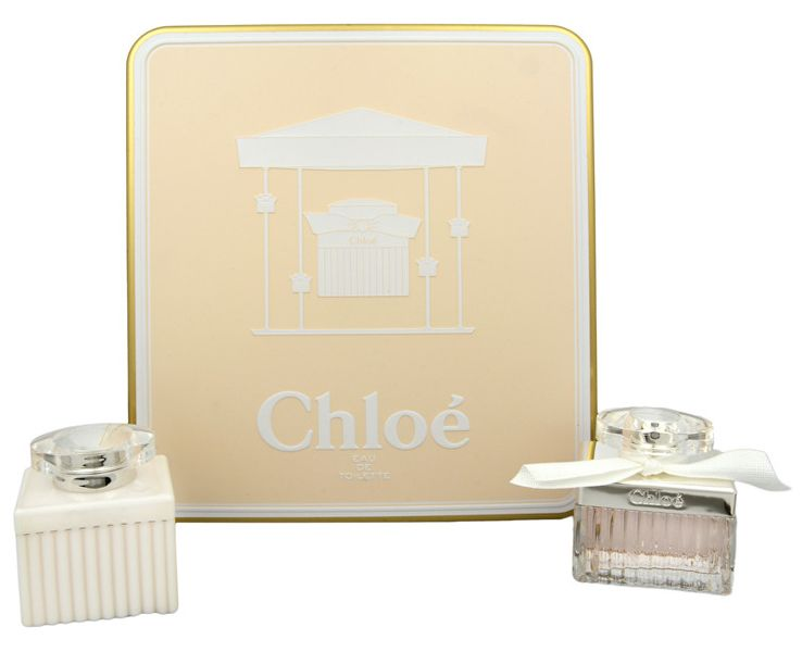 Chloé Chloé - EDT 50 ml + tělové mléko 100 ml