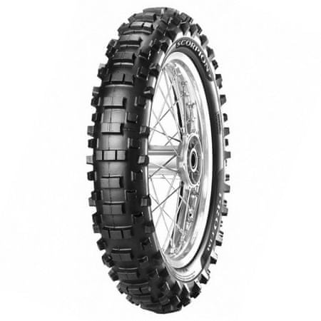 Pirelli 120/90 - 18 M/C 65M M+S Scorpion PRO F.I.M. zadní