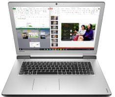 Lenovo prenosnik IdeaPad 700 i5/12GB/256GB/Dos (80RV008ESC)