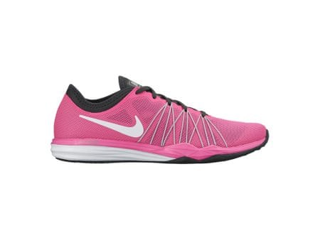 Nike Wmns Dual Fusion TR Hit Pink Blast/White/Anthracite/Black 38
