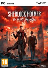 Bigben Sherlock Holmes: the Devil's Daughter (PC)