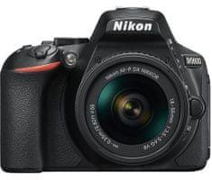 NIKON D5600 + 18-55 AF-P VR Fényképezőgép