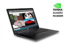 "HP prenosnik ZBook Studio G3 i7-6700HQ/8GB/256GB/15,6""/M1000/W10Pro (Y6J45EA)"
