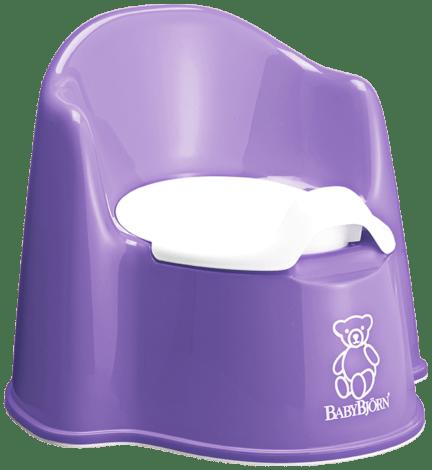 Babybjörn Nočník Křesílko, Purple