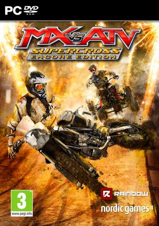 Nordic Games MX vs. ATV: Supercross – Encore Edition (PC)