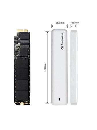 Transcend SSD disk JetDrive 500, 960GB, za MacBook Air 11'' & 13'' (2010-2011)