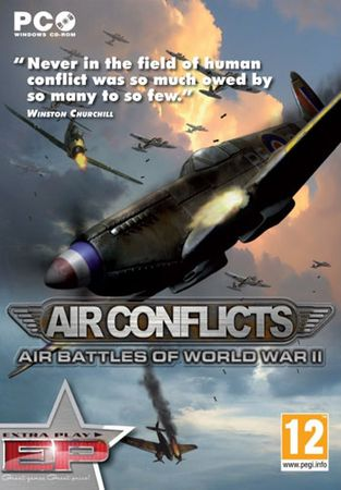 Excalibur Publishing Air Conflicts (PC)