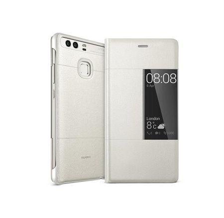 Huawei preklopna torbica S-View za P9, bela