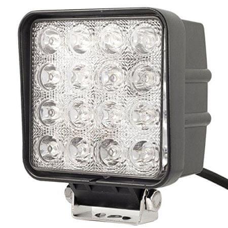 Epistar delovna LED luč 48 W, 3200 lm, 12/24 V, 16 LED diod