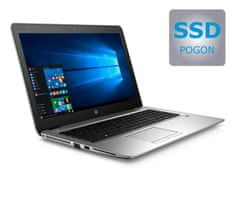 HP prenosnik EliteBook 850 G3 i7/8/256/R7M365X/15.6LED/Win10Pro (Y3B77EA#BED)
