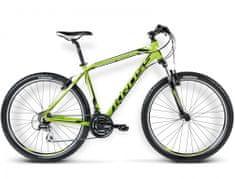 KROSS rower górski Heagon R3 limonka-czarny model 2016