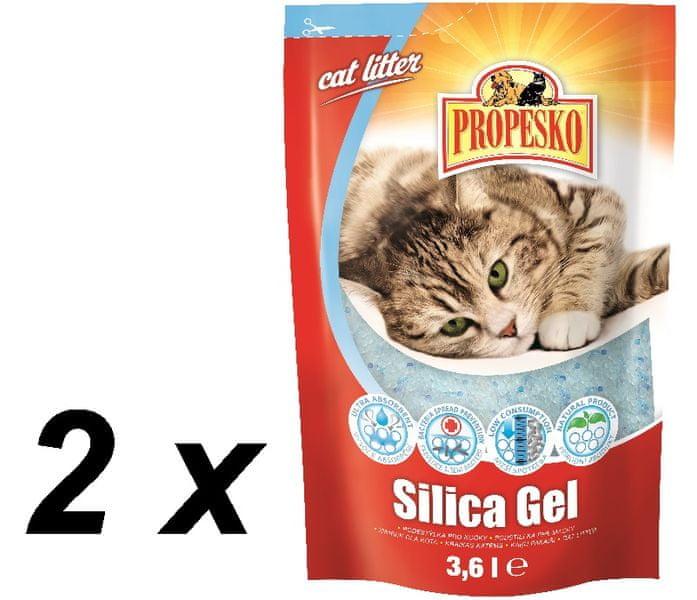 Propesko Silica gel 7,2l (2 x 3,6 l)
