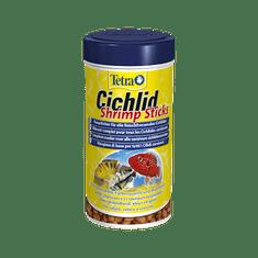 Tetra Cichlid Shrimp Sticks Díszhaltáp, 250 ml