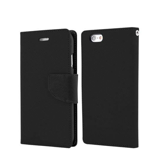 Havana preklopna torbica Fancy Diary za Sony Xperia XZ, črna