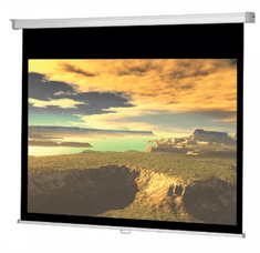 Ligra projekcijsko platno Cineroll 244x201