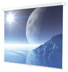 Ligra projekcijsko platno Ecoroll 180x180