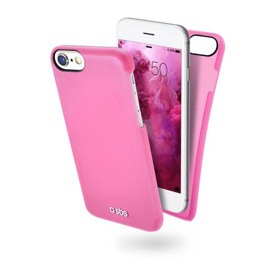 SBS ovitek ColorFeel za iPhone 7, roza