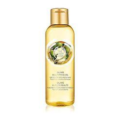 The Body Shop Zkrášlující olej na tělo a vlasy s výtažky z oliv (Olive Beautifying Oil) 100 ml
