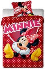 Jerry Fabrics Minnie világa 2015 Ágyneműhuzat, 140x200