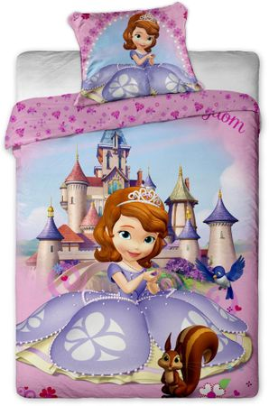Jerry Fabrics posteljnina princesa Sofia