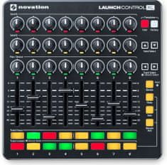 Novation Launch Control XL Black USB/MIDI kontrolér