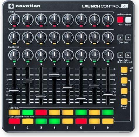Novation Launch Control XL MK2 USB/MIDI kontroler